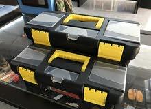 Plastic Tool Box Storage