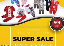 Super sale 3pcs only 99QAR