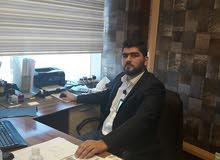 مدير مالي وإداري اردني