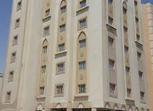للإيجار عمارة بالنجمه 21 شقة 3 غرف وصالة للشركات القوية