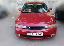 +200,000 km Mazda 626 1997 for sale