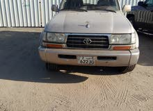 For sale 1997 Beige Land Cruiser