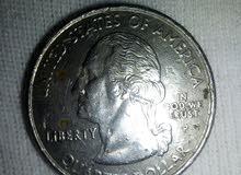 ربع دولار للمهتمين سنة 2000