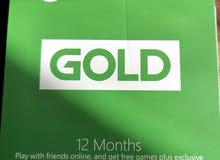 Xbox one live gold 12 month