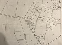 أرض للبيع في ناعور - حسبان 1486 متر مربع من المالك