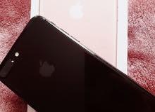 ايفون 7plus _128 GB بحالة جيدة جدا للبيع