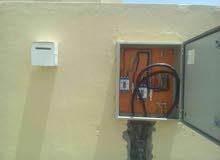 كهربائي فحص المنازل ومحلات والعدادت