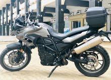 للبيع دراجه ناريه نوع بي ام دبليو نوع gf700bmw موديل 2013 تم شراءها عن طريق وكال