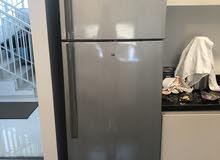 LG refrigerator plus freezer
