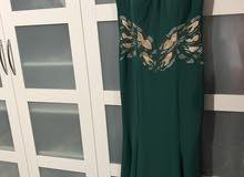 فستان ملبوس مره واحده فقطر