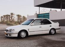 For sale 1999 White Corolla