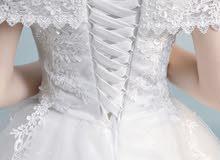 فستان للبيع بطلب بقيمة حلوه جدا جدا