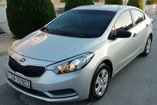 Gasoline Fuel/Power   Kia Cerato 2015