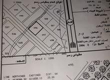 أرض للبيع في لزغ  مساحة 750م