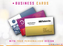 Business Cards Printing - 1000 Qty - 20 BD - with Free Delivery Service!