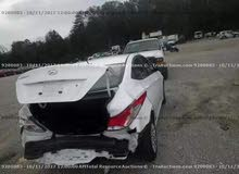 White Hyundai Accent 2017 for sale