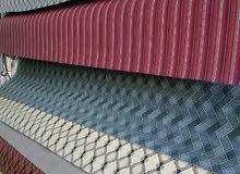 Carpet wallpaper vynel plastic sofa wood flooring