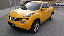 Nissan Juke 2016 (Yellow) Mileage : 25000 km 1.8L Turbo, 4 Cylinders Mid Option