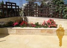 شقق دوبلكس ( تسويه - ارضي ) للبيع الاردن -عمان - ضاحيه النخيل بمساحه 376 م