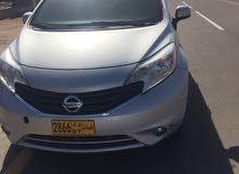 km mileage Nissan Versa for sale