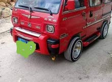 سياره سوزوكي فان 7 راكب للشركات و المصنع للايجار بالسائق