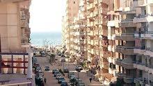شقة 125 متر / بالشارع الرئيسى شارع البوابة رقم (2)
