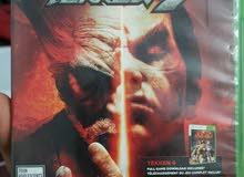 Tekken 7 شبة جديد للبيع او التبديل ب FIFA 19