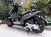 Piaggio motorbike for sale made in 2016
