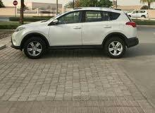 Rav4 2013 full option 4WD