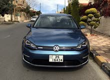 km mileage Volkswagen Golf for sale