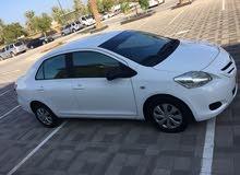 Beige Toyota Yaris 2007 for sale
