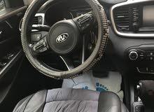 Used condition Kia Sorento 2017 with 10,000 - 19,999 km mileage