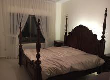 شقة سوبر ديلوكس مساحة 180 م² - في منطقة ام اذينة للايجار مفروشة