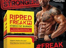 Ripped freak Fatburner