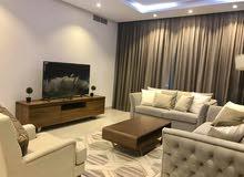 Dutiful Lagoon view 2 Bedrooms Furnished Apartment in Amwaj island