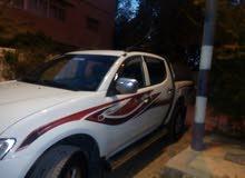 ميتسوبيشي l200 2009 بحالة ممتازة