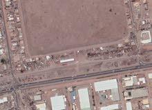قطعه ارض استثماريه بالسوق المحلي 50 متر مربع .