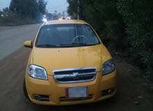 Manual Yellow Chevrolet 2010 for sale