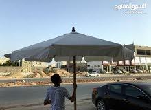شمسيات للبيع وجوده ممتازه للبيع  الوان خليط مكان بنغازى