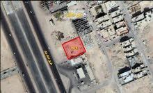 أرض للايجار حي حطين طريق الملك خالد - الرياض