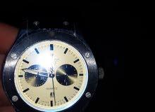 ساعة هوبلت للبيع شبه اجديده