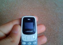 موبايل مصغر بحجم الاصبع
