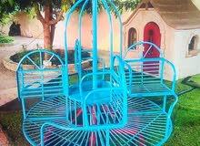 جلسات عربيه تركب ع حدائق البيوت للجلوس