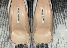 manolo blahnik heel 105cm in size39 original