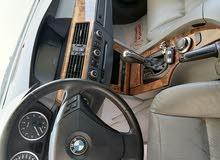 سيارة BMW 525i موديل 2007