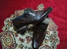 حذاء إيطالي اصلي غير مستعمل جديد رقم 38 39