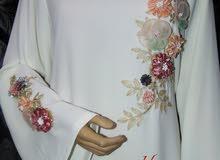 عبايه فستان من كولكشن رمضان والعيد