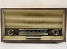 راديو قديم كلاسيكي