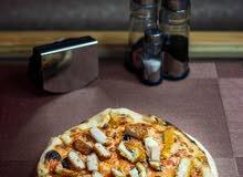 شيف بيتزا و اطباق ايطالية