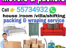 movers and Packers tanisports service call